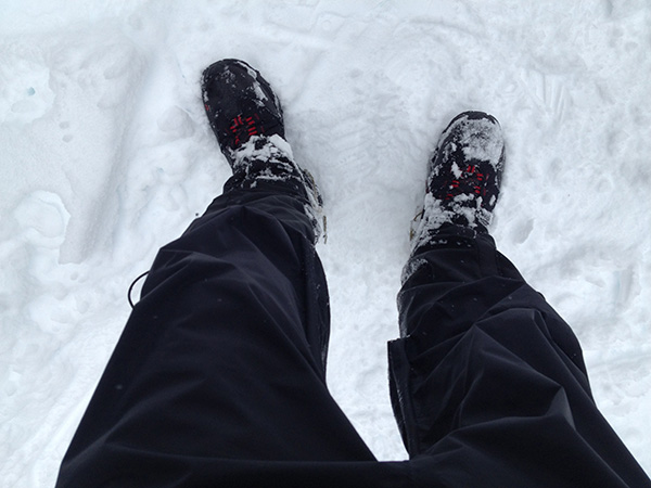 Vasque Snow Junkie UltraDry review