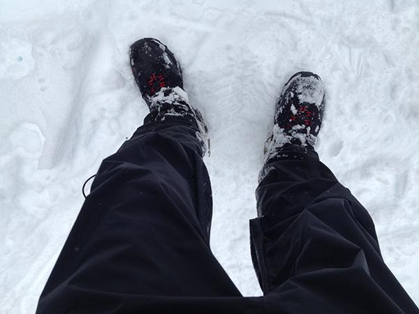 Vasque Snow Junkie UltraDry review